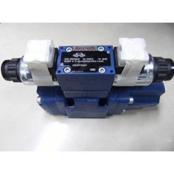 REXROTH 4WE 6 Y6X/EG24N9K4/V R900909636 Directional spool valves