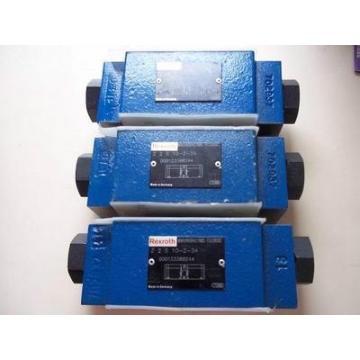 REXROTH Z2DB 6 VC2-4X/100V R900411315 Pressure relief valve