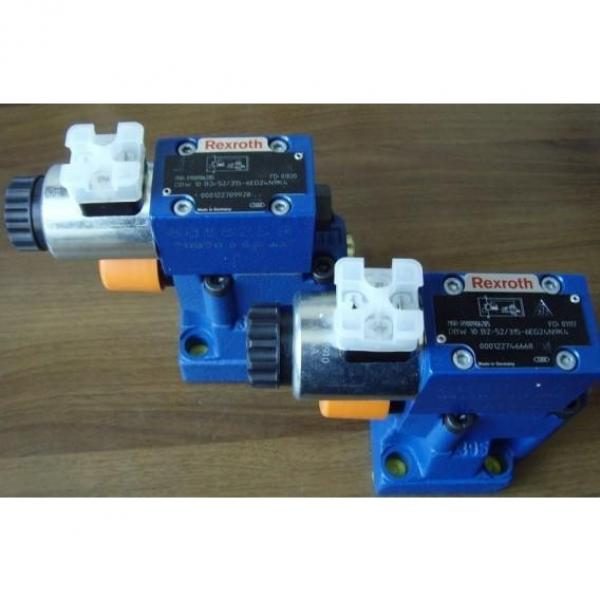 REXROTH 4WE 6 D7X/OFHG24N9K4/V R901204583 Directional spool valves #1 image