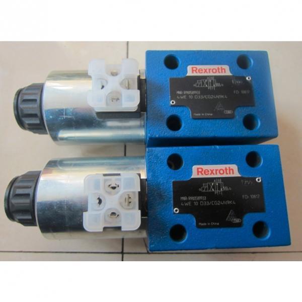 REXROTH 3WE 10 B3X/CG24N9K4 R900594429 Directional spool valves #1 image