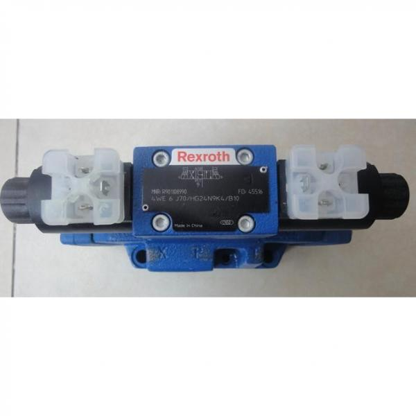 REXROTH 4WMM 6 D5X/F R900469301 Directional spool valves #2 image